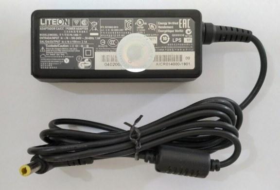 Adaptor ACER 19V 2.1A (5.5×2.5) kompatibel AXIOO TNH TNN