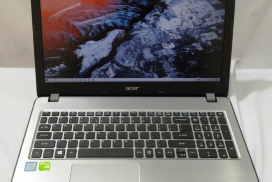 ACER F5-573G-76J5 Core i7 Kabylake GeForce 4Gb dedicated