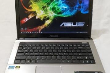 Gamer and Designer Asus A43SV-VX264V Core i5 GeForce 128bit