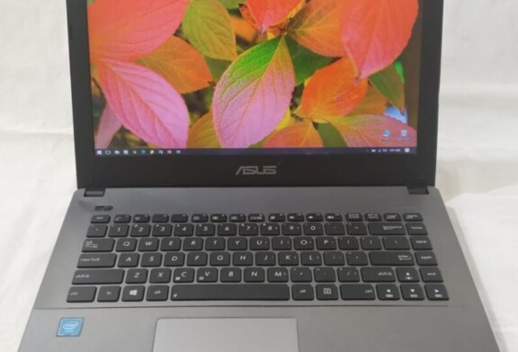 Light Slim ASUS A450CA-WX103D Intel Gen 3 Memory 4G