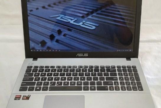 ASUS X550DP-XX181D AMD A8 QuadCore AMD Dual Graphics Crossfire