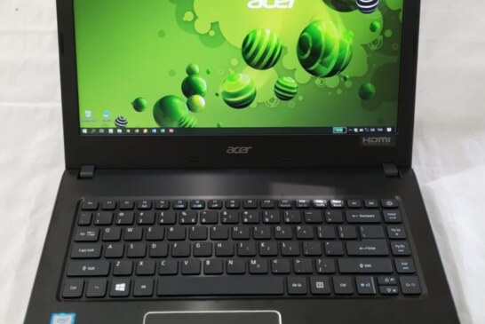 Slim Stylish ACER TRAVELMATE TX40-G3-M Core i3 Gen 8