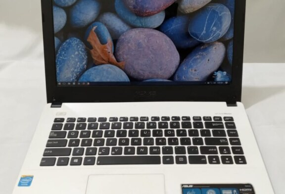 Light Slim ASUS A450CA-WX104D Intel Gen 3 Harddisk 500Gb