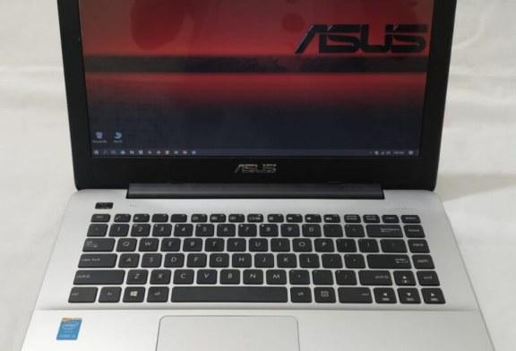 ASUS A455LA-WX401D Core i3 Gen 4