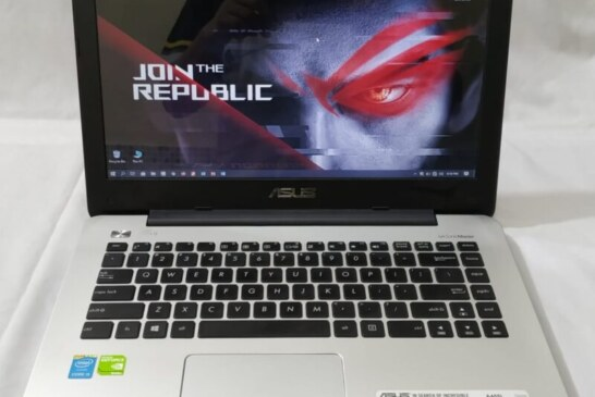 ASUS A455LN-WX004D Core i5 Haswell GeForce 2Gb Fullset