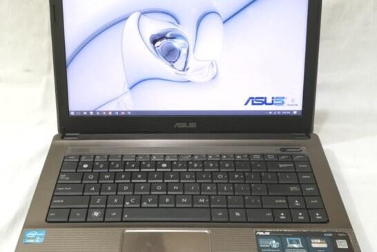ASUS X44H-VX073D Intel Core i3 Memory 4Gb