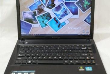 Gamer and Designer LENOVO G480 Core i3 Gen 3 GeForce FULLSET