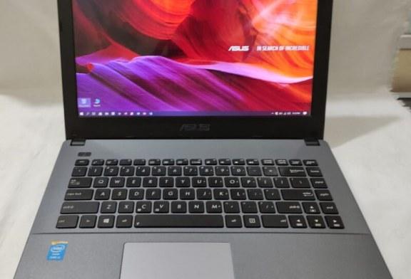 Slim Stylish ASUS A450CA-WX43D Core i3 IvyBridge
