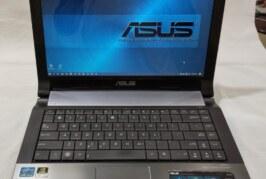 ASUS N43SL Core i5 GeForce 2Gb 128bit