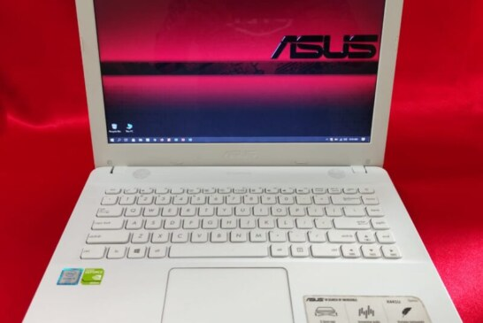 GAMER DESIGNER ASUS VivoBook MAX X441UA-WX094T Core i3 Gen 6 FULLSET
