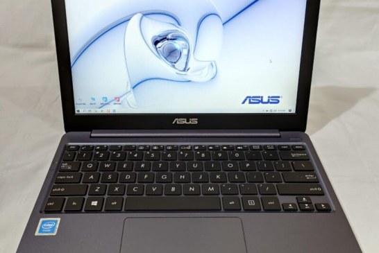 ASUS VivoBook E203MA-TBCL232A Intel N4000
