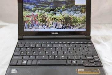TOSHIBA Mini NB505 Intel Atom Memory 2Gb